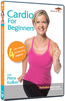 Cardio Fitness For Beginners with  Petra Kolber