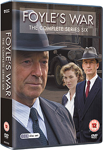 Foyle's War: The Complete Series Six