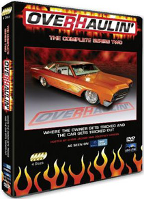 Overhaulin' -- The Complete Series Two