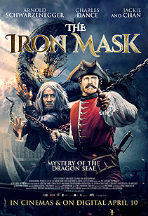 The Iron Mask: Mystery of the Dragon Seal