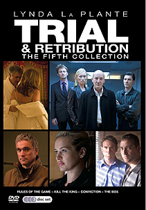 Trial & Retribution - The Fifth Collection